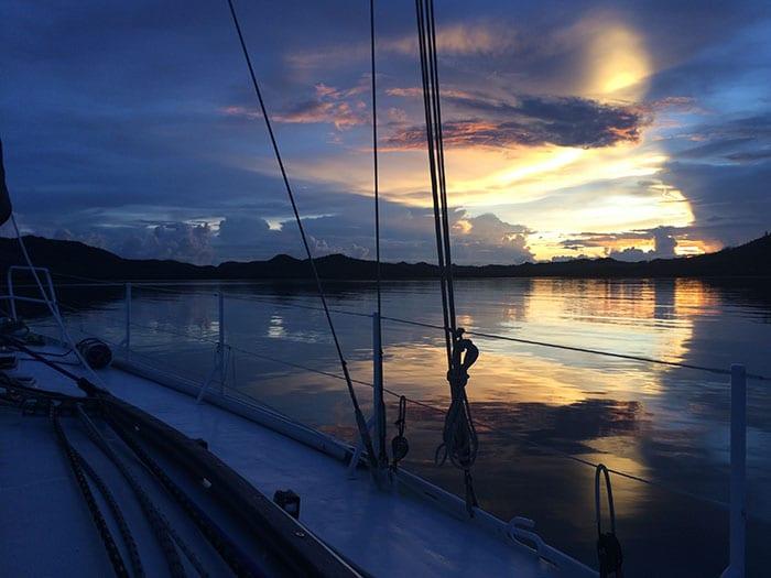 Celestial Navigation - Palawan Sailing - El Nido